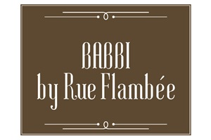 BABBI BY RUE FLAMBÉE